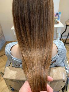 髪質改善+縮毛矯正